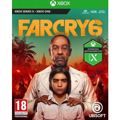 Foto van Far Cry 6 XBOX SERIES X