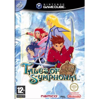 Foto van Tales Of Symphonia Nintendo GameCube