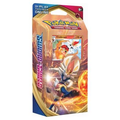 TCG Pokémon Sword & Shield Theme Deck - Cinderace POKEMON