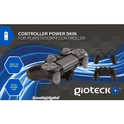 Foto van Gioteck Controller Power Skin PS4