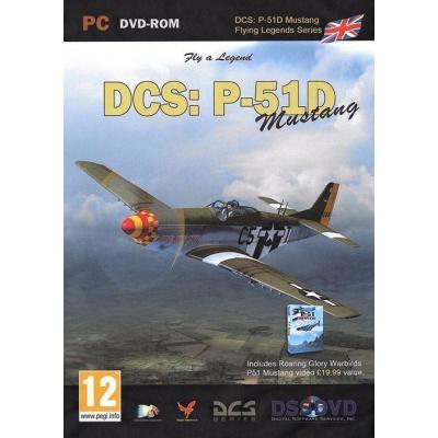 Foto van DCS: P-51D Mustang PC