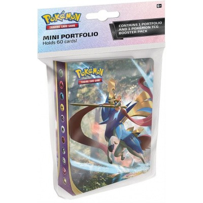 Foto van TCG Pokémon Sword & Shield Coll. Alb. + 1 Booster POKEMON
