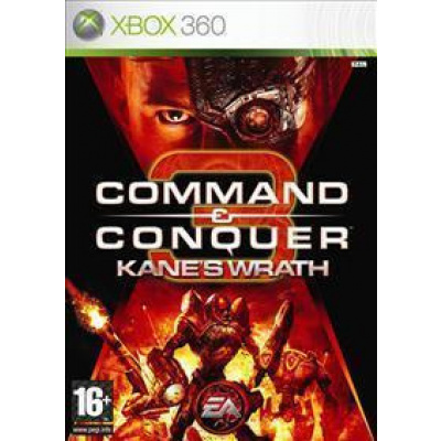 Command & Conquer 3 Kane's Wrath XBOX 360