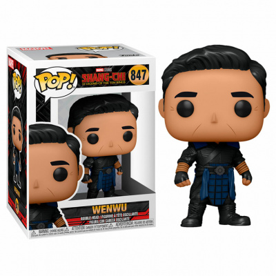 Pop! Marvel: Shang-Chi and the Legend of the Ten Rings - Wenwu FUNKO