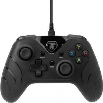 Foto van Under Control Wired Controller Zwart XBOX ONE