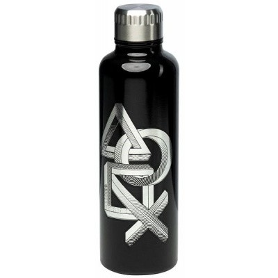 Playstation - Metal Water Bottle MERCHANDISE