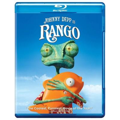 Foto van Rango (Blu-Ray + DVD) BLU-RAY