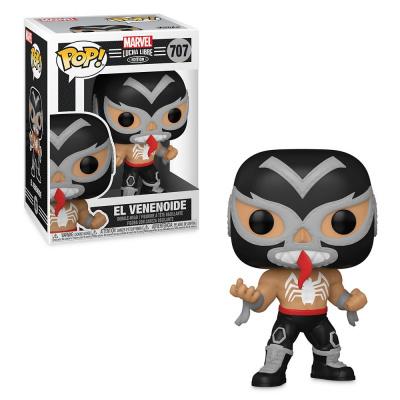 Pop! Marvel: Lucha Libre Edition - El Venenoide FUNKO