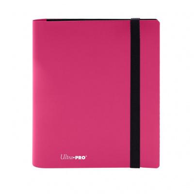 TCG Pro-Binder Eclipse 4-Pocket - Hot Pink BINDER