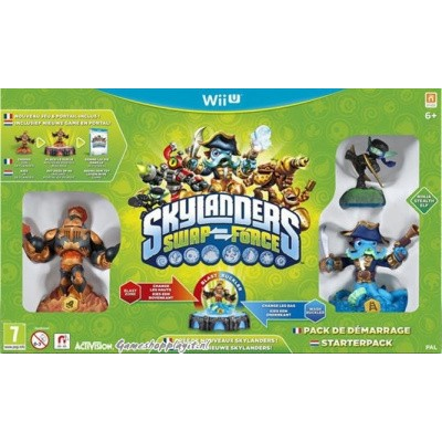 Foto van Skylanders Swap Force Starter Pack XBOX ONE