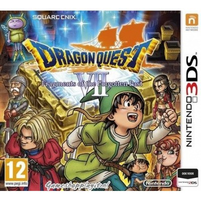 Foto van Dragon Quest VII Fragments Of The Forgotten Past 3DS