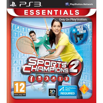 Foto van Sports Champions 2 (Essentials) PS3