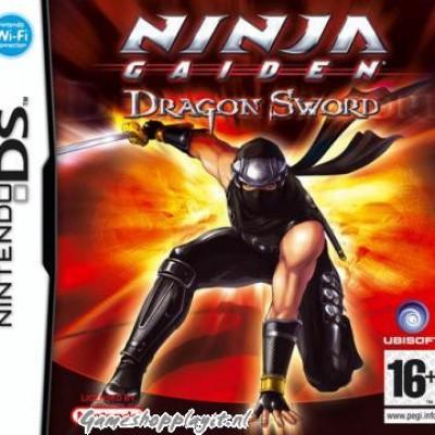 Ninja Gaiden Dragon Sword NDS