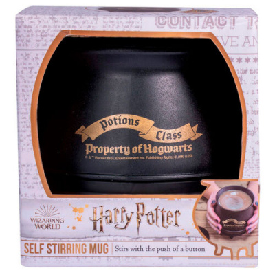 Foto van Harry Potter - Self Stirring Mug MERCHANDISE