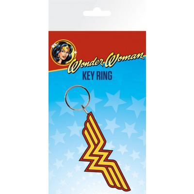 Wonder Woman Logo Keychain MERCHANDISE
