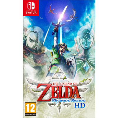 Foto van The Legend of Zelda: Skyward Sword HD SWITCH