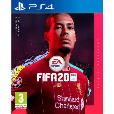 Foto van FIFA 20: Champions Edition PS4