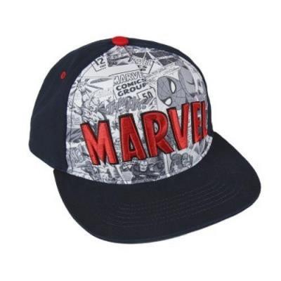 Foto van Marvel Premium Deluxe Snapback MERCHANDISE
