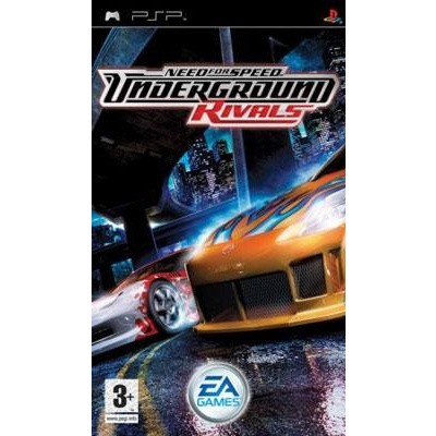 Foto van Need For Speed Underground Rivals PSP