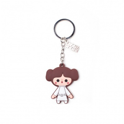 Foto van Star Wars - Princess Leia Rubber Keychain