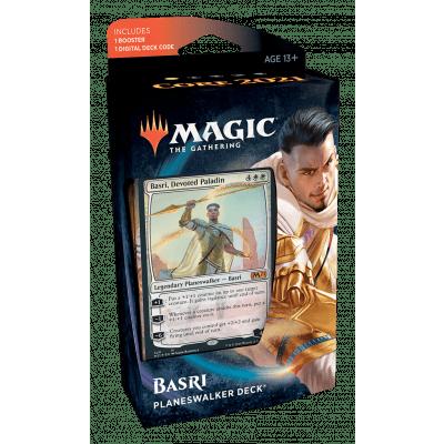 TCG Magic The Gathering Core 2021 Planeswalker Deck - Basri MAGIC THE GATHERING