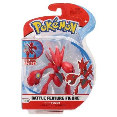 Pokémon Battle Feature Figure - Scizor MERCHANDISE
