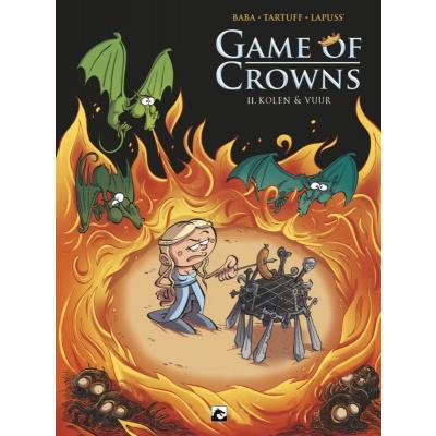 Game of Crowns 2 (NL-editie) COMICS