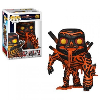 Foto van Pop! Mavel: Far From Home - Molten Man FUNKO