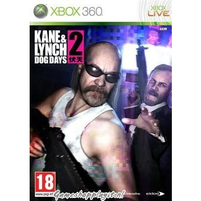 Kane & Lynch 2 Dog Days XBOX 360