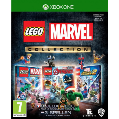 Foto van Lego Marvel Collection XBOX ONE