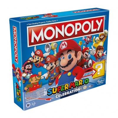 Monopoly Super Mario Celebration BORDSPELLEN
