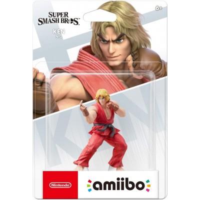 Amiibo Ken (Super Smash Bros. Coll.) AMIIBO