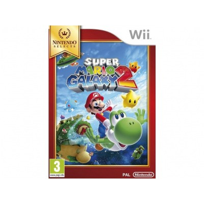 Foto van Super Mario Galaxy 2 (Selects) Wii