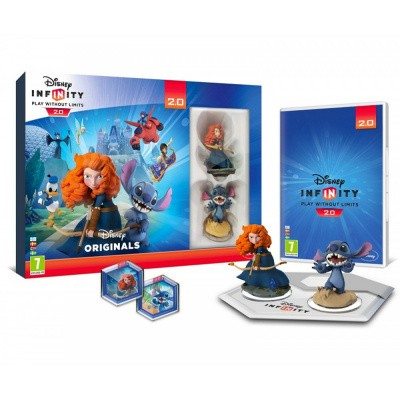 Foto van Disney Infinity 2.0: Toy Box Combo Pack Playstation 3