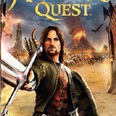 In De Ban Van De Ring Aragorns Avontuur PSP