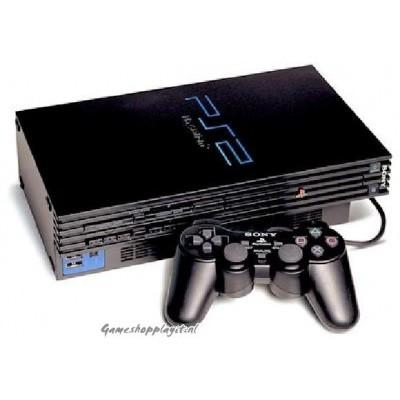 Foto van Console Zwart Groot PS2