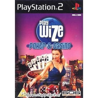 Playwize Poker & Casino PS2