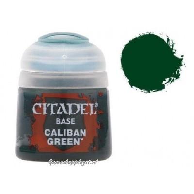 Caliban Green Citadel