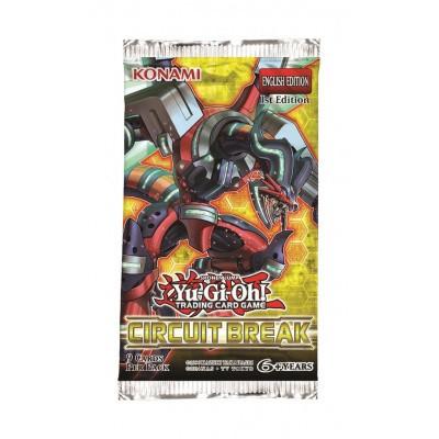 Foto van TCG Yu-Gi-Oh! Circuit Break Booster Pack YU-GI-OH