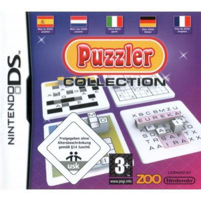 Puzzler Collection NDS