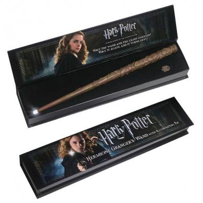 Hermione Granger Illuminating Wand MERCHANDISE