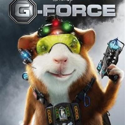 Foto van Disney G-Force WII