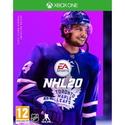Foto van NHL 20 Xbox One