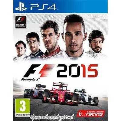 Foto van F1 2015 PS4