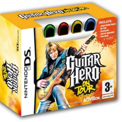 Foto van Guitar Hero On Tour NDS