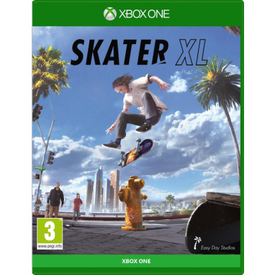 Foto van Skater XL XBOX ONE