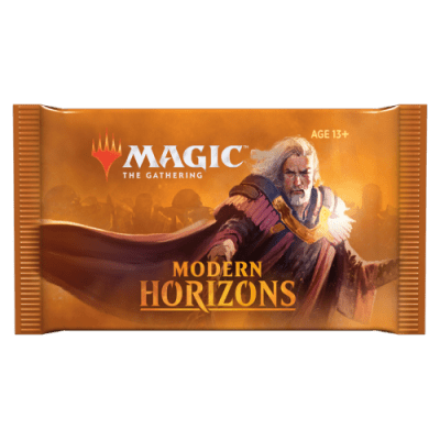 Foto van TCG Magic The Gathering Booster Pack Modern Horizons MAGIC THE GATHERING