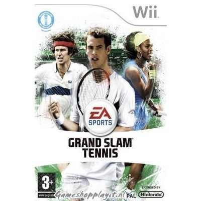 Ea Sports Grand Slam Tennis WII