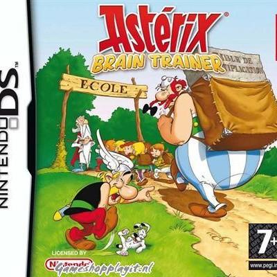 Foto van Asterix Brain Trainer NDS