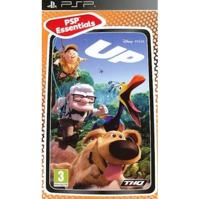 Foto van Disney Pixar Up (Essentials) PSP